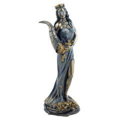 Götter & Helden - Fortuna bronze Bronze, Heroes, Figurine