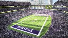 Minneapolis is reportedly the front-runner for WrestleMania 33 according to a new report from The Wrestling Observer. Minnesota Vikings Live Stream, Minnesota Vikings Stadium, Packers Vs Vikings, Veterans Of America, Game Live Stream, Wrestlemania 33, Football Stadiums, San Francisco Giants, Oakland Raiders
