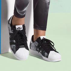 Adidas Superstars Palmen