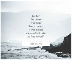 Nordic Ocean Quote Beach Facebook Post
