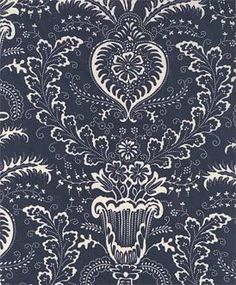 Reproduction Fabrics - tried and true fabric designs popular for decades > fabric line: 19th Century Blue and Whites $11