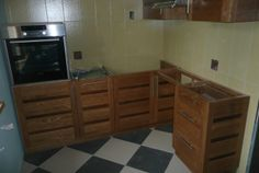 Кухня из массива сосны в стиле «Стратун» Bunk Beds, Kitchen Cabinets, Furniture, Home Decor, Decoration Home, Loft Beds, Room Decor, Cabinets, Home Furnishings