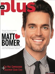 Cover +interview  http://www.hivplusmag.com/people/cover-stories/2014/05/23/normal-hearts-matt-bomer-won%E2%80%99t-let-you-look-away … pic.twitter.com/dGcM7mhRPF