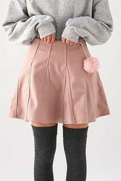 This Matter Skirt