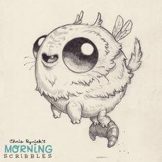 Morning+Scribbles+#286