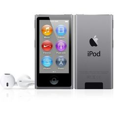 iPod nano (PRODUCT) RED Apple Store