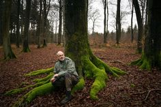 "Peter Wohlleben, a career ranger, has topped best-seller lists with ""The Hidden Life of Trees,"" describing trees as social beings that communicate on the ""Wood Wide Web."""