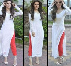 Net+Machine+Work+White+Unstitched+Straight+Suit+-+Z1001 at Rs 655