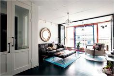 공간을 감각적으로 활용한 작은 집 : 네이버 매거진캐스트