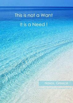 Colors of the sea in Greece Places Around The World, Oh The Places You'll Go, Places To Travel, Places To Visit, Dream Vacations, Vacation Spots, Greek Sea, Exotic Places, Destinations