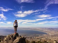 Hiking in Stellenbosch, South Africa #CISabroad #blog
