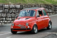 FIAT  500 Abarth by marvin 345, via Flickr