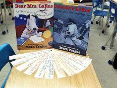 GREAT books for teaching persuasive writing.