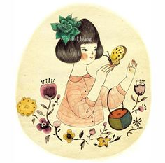 Chichi Huang :: Illustration