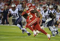 New England Patriots at Kansas City Chiefs 9/29/14 NFL Score, Recap, News and Notes | Sports Chat Place