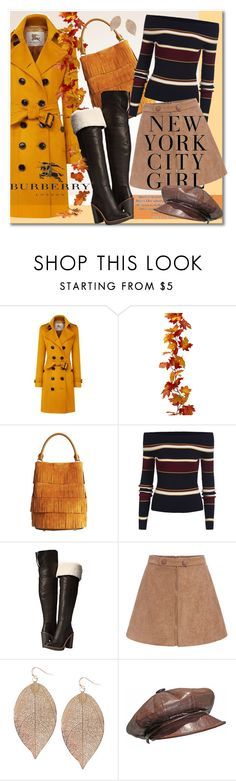 """""""Stay Warm In Style"""" by petri5 ❤ liked on Polyvore featuring mode, Burberry, Kate Spade, H&M, Humble Chic, Christian Dior et Public Library"""