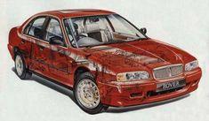 Rover 600 development story – how the Honda Accord was made British Drag Racing, Auto Racing, Luxury Private Jets, Skyline Gtr, Honda S, Car Makes, Bmw 3 Series, Lamborghini Gallardo, Go Kart
