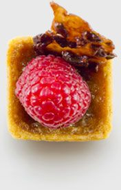 """mini gourmet desserts  #Ruffled for #TheLab2013: http://ruffledblog.com/the-lab-event-giveaway"""""""
