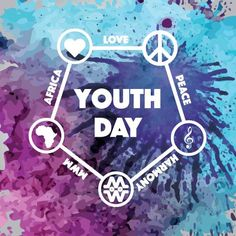 Moontu WaMoontu: Celebrating Youth Day 2015. The youth are the future and hope of any nation. In Memoriam by #Youthof76. In honor of the #Youthof76 #LovePeaceHarmony #AfricaShine #MWM #MakeWiseMoves