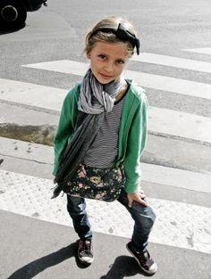 kids streetstyle fashion