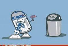 R2-D2 love