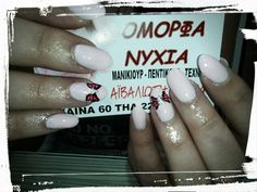 #cute #nails #pink #passion