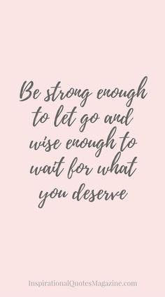 Inspirational Quote about Strength and Patience - Visit us at http://InspirationalQuotesMagazine.com for the best inspirational quotes!