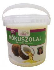 Szafi Fitt kókuszolaj vödörben 1000 ml