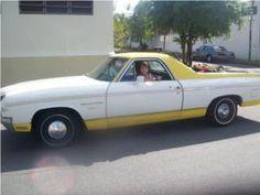 Chevrolet Puerto Rico ,El Camino,  CAMINO 1971 AIRE Y RADIO. ClasificadosOnline.com Carros Antiguos