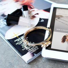 Bad Medicine Bracelet #jewelry #bracelet #bling #bangle #markkit