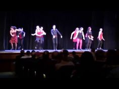 92Y Adult Tap-- Shut Up and Dance - YouTube