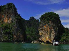 Ao Phang Nga National Park- day trip from Aonang