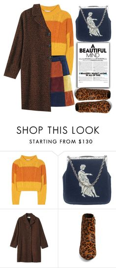 """(Read D please) - The mind is a labyrinth"" by dorinela-hamamci ❤ liked on Polyvore featuring Teatum Jones, Toast and Topshop"