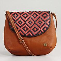 leather bag -