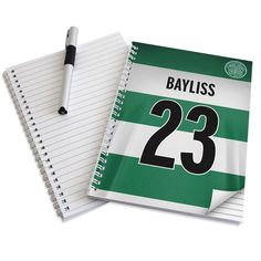 Celtic A5/A4 Notebook