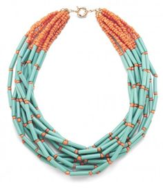 Samba Necklace {Two Color Options}