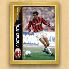 A.C. Milan Collections - Alessandro Costacurta