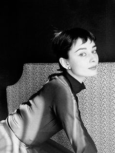 """summers-in-hollywood: """"Audrey Hepburn,1954. Photo by Cecil Beaton """""""
