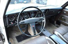 1970 Toyota Crown Interior