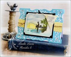 Lovely Linda's Craft Central!!: A Day of Joy