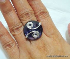 Rings On The Middle Phalanges ACCESSORIES JEWELRY BLING RINGS - Cute diy wire rings for middle phalanges