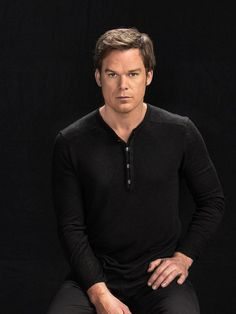 Michael C. Hall as #Dexter