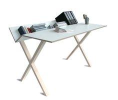 Contemporary desk / wooden KANT by Patrick Frey & Markus Boge Moormann Nils Holger