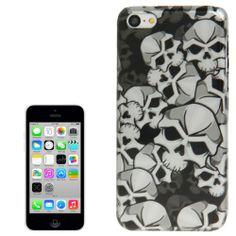 iPhone 5C case / hoesje, skulls / schedels. Iphone 5c Cases, Ipod, Samsung Galaxy, Skulls, Ebay, Accessories, Ipods, Skeletons, Skull