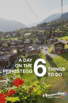 6 Things to do on Pfingstegg - Check it out! ☀️😎🌷 ⠀⠀ #pfingstegg #grindelwald #nature #switzerland #inlovewithswitzerland #earth #jungfrauregion #madeinbern #swissmountains Alpine Meadow, Stay Overnight, Enjoying The Sun, Start The Day, Switzerland, The Good Place, Things To Do, Social Media, Earth