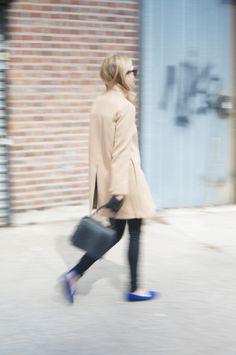 New York street style.