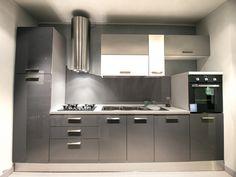 """Kitchen """"Zero"""" by Arkom cucine"""