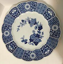 Blue Imari Detergent proof