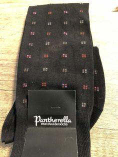 NWT Pantherella Socks Sz 11.5-13 US England OTC Over the Calf Cotton Nylon Black #Pantherella #Dress Socks For Sale, Jansport Backpack, Calves, England, Backpacks, Cotton, Bags, Dresses, Fashion