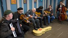 """Bucky Pizzarelli and Pearl Django """"I'll See You In My Dreams"""""""